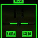 Letros Fotoluminiscentes